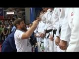 Рамзан Кадыров посетил клубный чемпионат России по дзюдо