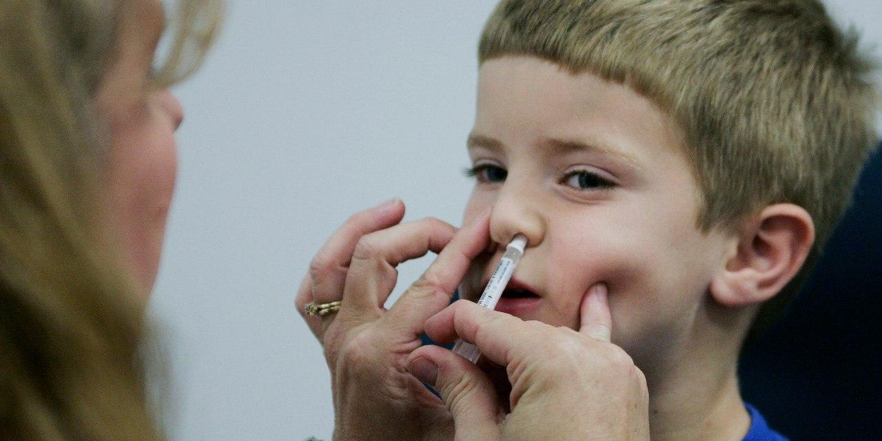 грипп прививка осложнения