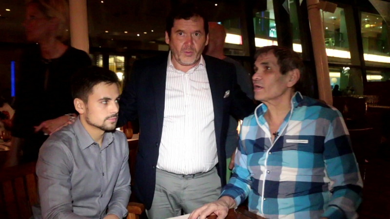 Исмагил Шангареев и Бари Алибасов о завещании
