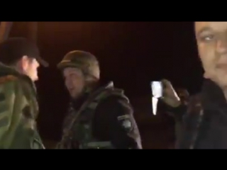 Відео стрільби на блокпосту ментами по нардепу та помічникам