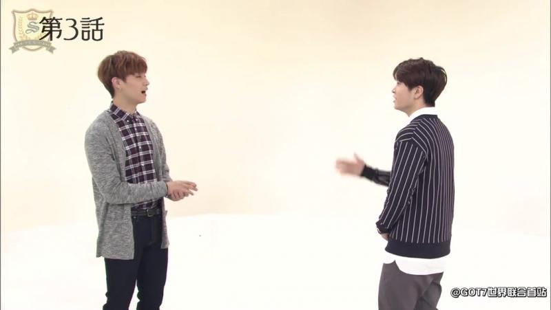 [Видео] 161005 NHK E-tele 'Уроки корейского' 25