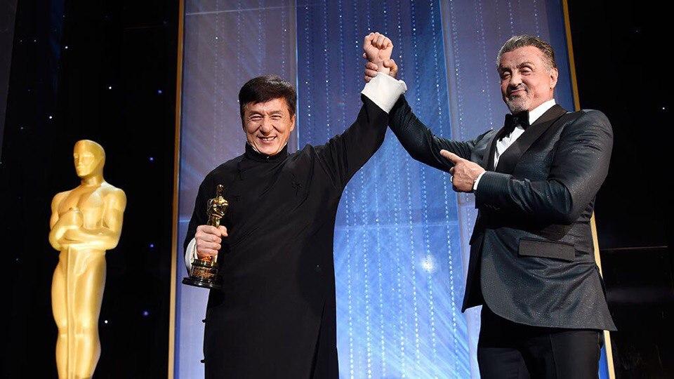 Первый «Оскар»