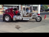 K W-Detroit Diesel Powered Trike