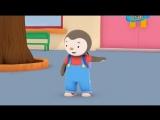 Чупи в школе - Сумки-близнецы / Музей природы (2 в 1) - смотреть мультфильмы онлайн на mult-karapuz.com