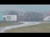 Sebastian Vettel during Pirellis tyre test at Fiorano, 09.02.2017 Себастьян Феттель, тесты дождевых шин Пирелли, Фьорано, 9.02.