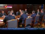 Дмитрий Медведев обсудил с вице-премьерами подготовку регионов к зимнему отопительному сезону