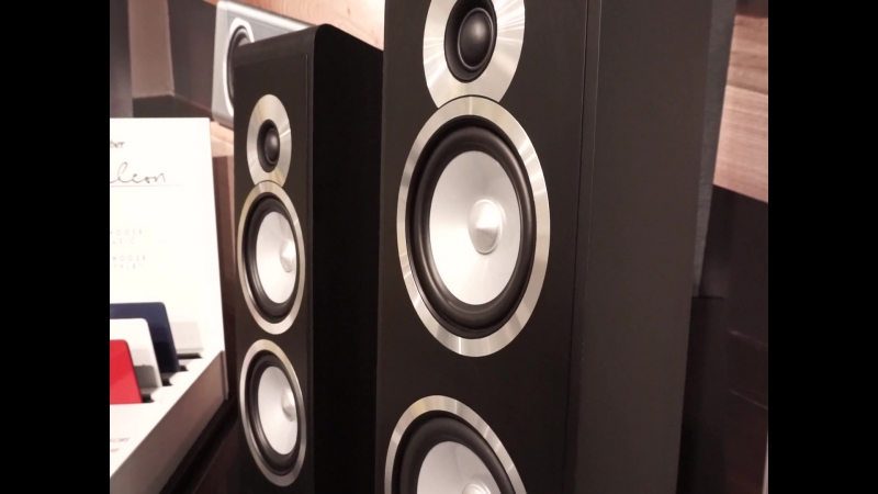 Премьера Sonus Faber Principia на Munich High End 2016