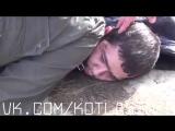 Опубликовано видео задержания организатора теракта в Санкт-Петербурге