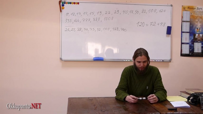 2016.03.19 - Числа и образная арифметика. Часть 6. (2015г.) Андрей Ивашко