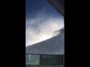 Schneesturm Glacier 3000