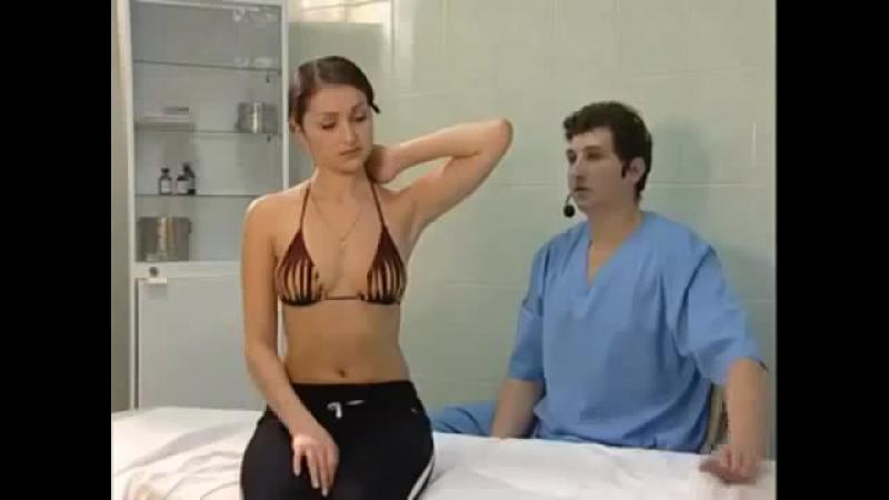 Лучшие упражнения при шейном остеохондрозе. Упражнения для спины при остеохондрозе позвоночника.