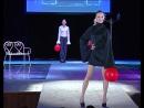 Благотворительное шоу КИНОПОДИУМ УНАФОРТУНА Коллекция Ремизовой Людмилы и Игнатьевой ЕленыКрасный шар
