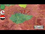 2016.12.07 - Военная обстановка в Сирии. Боевики в Алеппо готовы сдаваться. Русский перевод