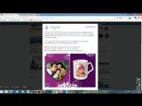 27.02.2017 Кружка с фото или коврик для мышки - Наталья Калиничева