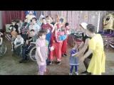 Поездка в Азовский детский дом для умственно отсталых детей
