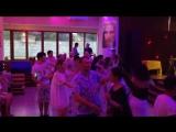 Мастер-класс по сальсе  от Макса Вдовченко ( ADI Lounge 13.08.2016 )