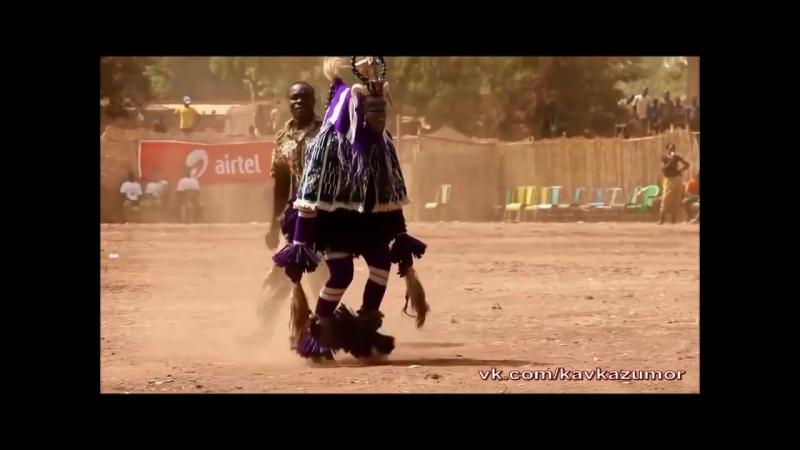 Африканцы танцуют лезгинку Веселые Кавказцы