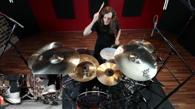 Nic Pettersen - Northlane - Leech Drum Playthrough