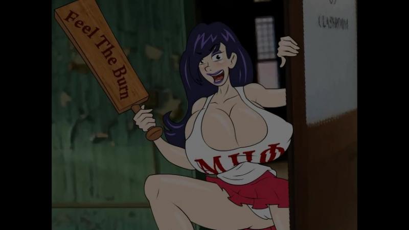 Эротическая флеш игра от meet and fuck Schoolgirl Curse 2 только для взрослых 18+ запрещено для детей!!!