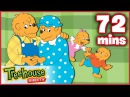 The Berenstain Bears | Father's Day Compilation! | Funny Cartoons for Children By Treehouse Direct