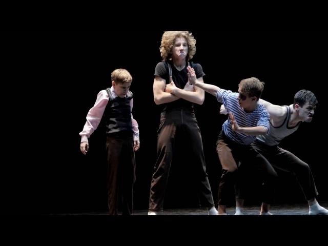 Театр Танца 10th Avenue Спектакль Муха в повидле 2016 Премьера 19 март 2016. Фрагмент