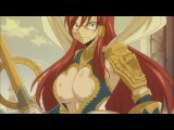 Erza Scarlet vs Minerva Orland Full Fight (English Sub)