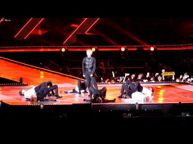 161023 방탄소년단 (BTS) 피 땀 눈물 (Blood Sweat Tears) [전체] 직캠 Fancam (부산원아시아페스티벌폐막