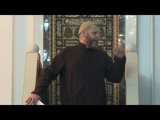 Шейх Хамзат Чумаков - пятничная хутба от 08.07.2016г.