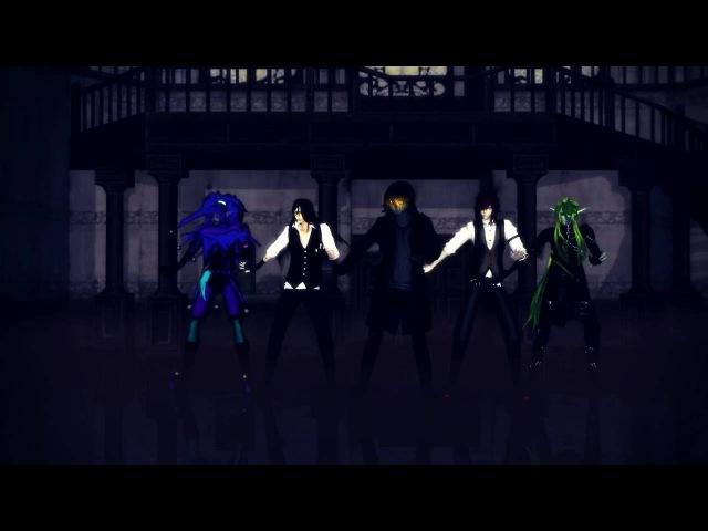 [MMD Creepypasta] Follow the Leader