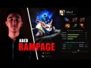 Abed Dota 2 Play Meepo Rampage