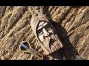 Резьба по дереву,как сделать футляр для варгана ( хомуса) wood carving