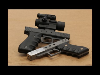 World's simplest homemade pistol...the GB-22! Gun Buybacks beware!