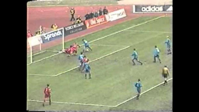 Спартак (М) 3-1 Зенит / 27.10.2001 / Высшая Лига