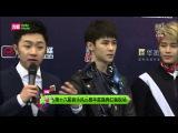 160409 top chinese music NCT U Red carpet