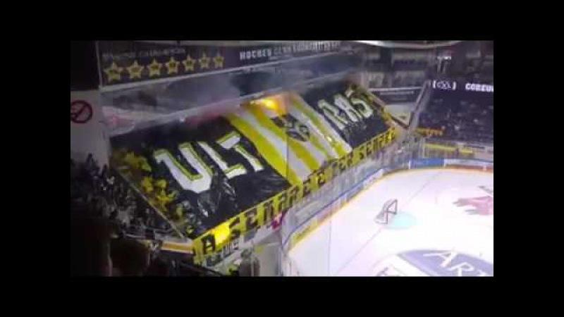 Hockey Club Lugano - Ambri 10.12.2016