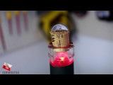 Как сделать LED подсветку из пробки своими руками