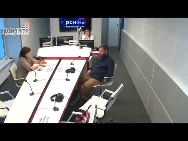 • 01.06.2016 • Своя правда ► Герман Стерлигов на радио РСН [исправлен звук]