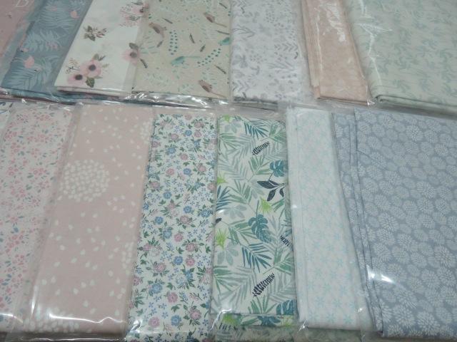 Dailylike качественные ткани из Кореи