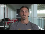Zlatan Ibrahimovic évoque son ancien club le PSG