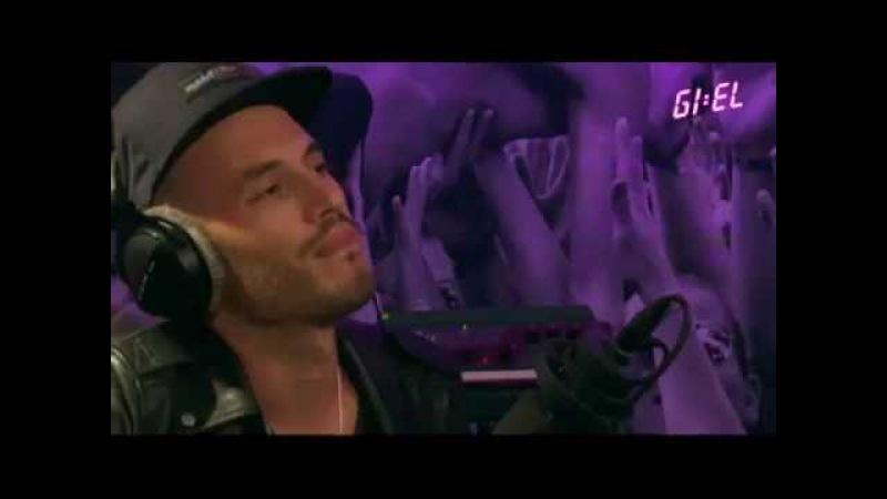 Nathan Goshen ft. KVR - Thinking About It (Live @ Giel)