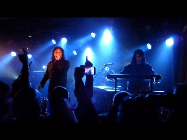 Tony Carey's Rainbow Project - Catch The Rainbow [live Oslo 3 Feb. 2016]