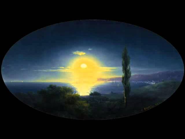 Ноченька - Фёдор Иванович Шаляпин (русская народная песня, с фортепиано)