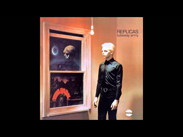 Tubeway Army Me I Disconnect from You