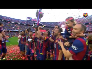#FCB2015 - FC Barcelona  review of the year 2015