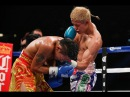 Liver Punch from Tomoki Kameda Destroys Pungluang Singyu - SHOWTIME Boxing