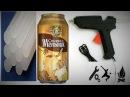 Как переплавить клей для клей пистолета