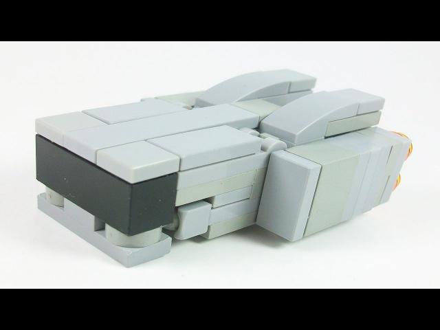 Lego Transformers 81 - Airlock
