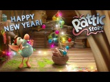 RATTIC - Happy New Year! | Season 1 Episode 1 | NEW 3D Animated Funny Cartoon Series FULL HD