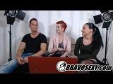 BravoSexy talk LIVE - 24.11.2016 - Lucia Denvile and boyfriend