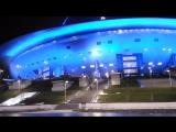 Подсветка Зенит-Арены